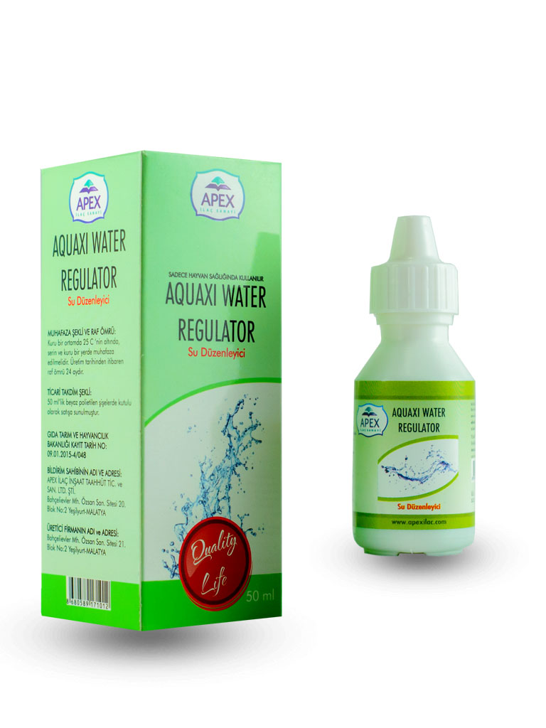 AQUAXI  WATER REGULATOR