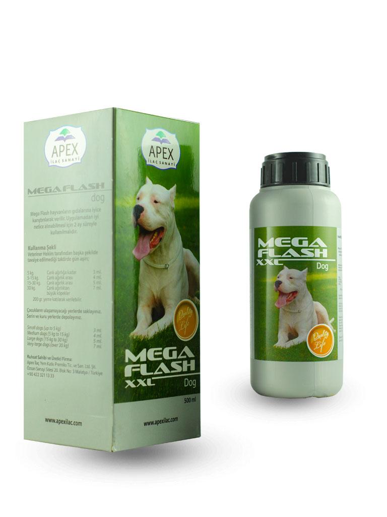 MEGA FLASH DOG XXL LİKİT