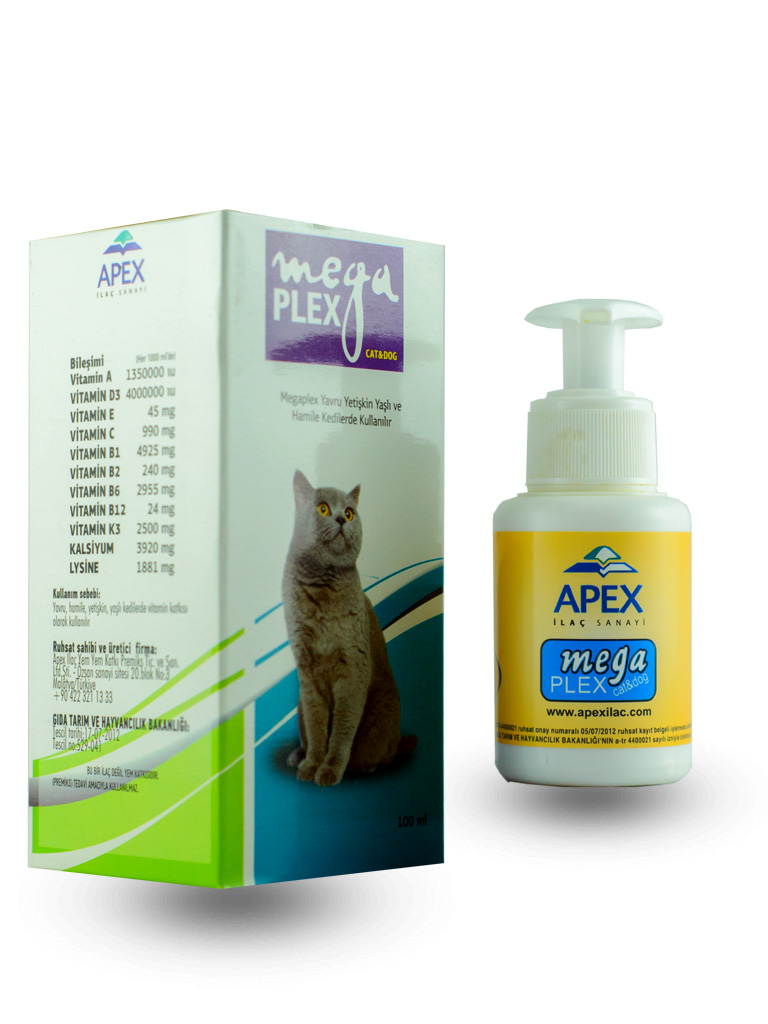 APEX MEGA PLEX CAT