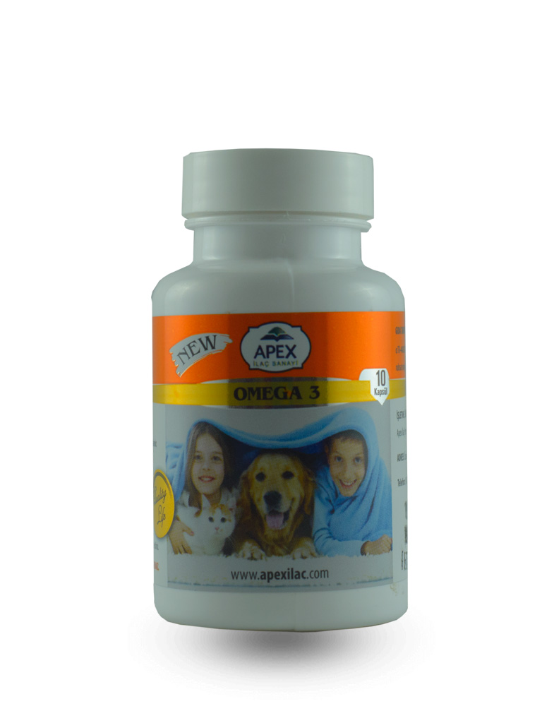 OMEGA-3 DOG & CAT